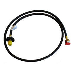 Tohatsu LPG Outboard Motor OEM Fuel Line - 1/4