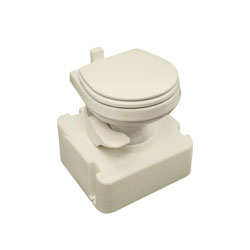 Dometic 711-M28 Gravity-Flush Toilet System