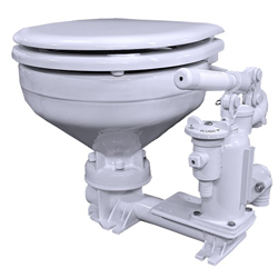 Raritan PHII Manual Marine Toilet