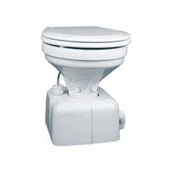 Raritan Crown Head Toilet - Compact - 12V