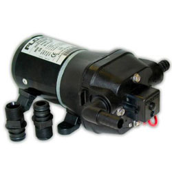 Flojet 4405 Series Water System Pump with Internal Bypass