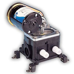 Jabsco 36680 Series Diaphragm Non-Automatic Bilge Pump