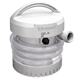 Attwood WaterBuster Portable Water Pump