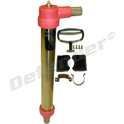 Jabsco Original Brass Hand Pump