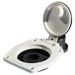 Whale Deck Plate Kit With Lid