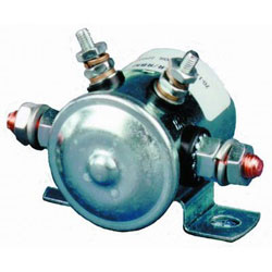 Raritan Continuous Duty Solenoid Switch