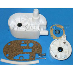 Jabsco Waste & Flush Pump Housing Assembly Kit