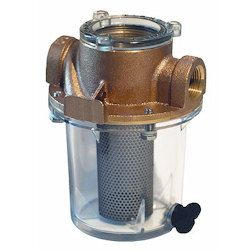 Groco ARG-S Series Raw Water Strainer - 1-1/2
