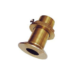 Groco FTH-Series Bronze Flush Mount Thru-Hull Fitting
