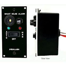 Aqualarm Smart High Water Level Bilge Pump Alarm
