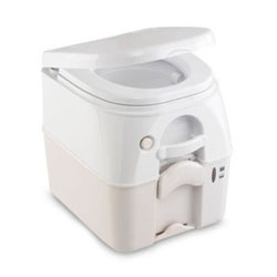 Dometic SaniPottie 974 Toilet with MSD fittings