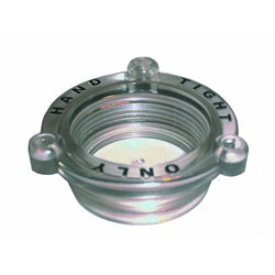 Groco ARG Series Non-Metallic Strainer Cap - 1-1/2 Inch to 3 Inch