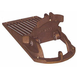 Groco ASC Series Slotted Hull Strainer