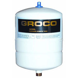 Groco PST Series Pressure Storage / Accumulator Tank - 1.4 Gallon