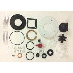 Raritan Crown Head Overhaul Kit-standard