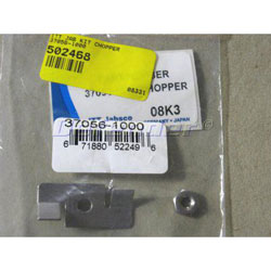 Jabsco Macerator Pump Chopper Plate