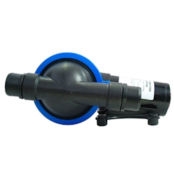 Jabsco Single-Diaphragm Filterless Waste Pump