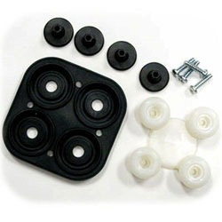 Jabsco Replacement Diaphragm Kit - Water Only