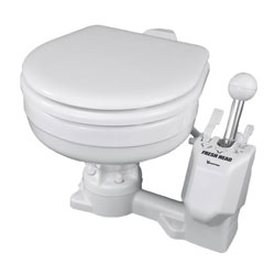 Raritan Fresh Head Manual Marine Toilet - Compact
