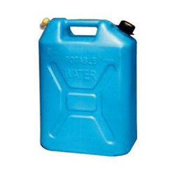 Moeller Scepter Portable Drinking Water Jerry Can - 5 Gallon