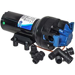Jabsco PAR-Max Plus 5.0 Water Pressure Pump