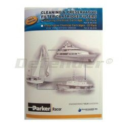 Village Marine Chemical Cleaning Cartridge Kit