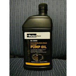 Village Marine Watermaker Pump Oil