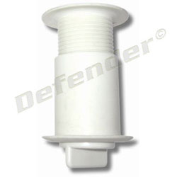Forespar Replacement Garboard Drain Tube with Plug