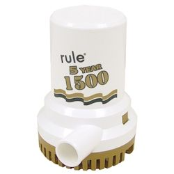 Rule Gold Series Non-Automatic Bilge Pumps