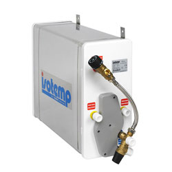 Isotemp Square 16 Marine Water Heater 4 2 Gallon