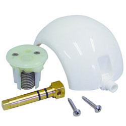 Dometic Flush Ball, Spring Cartridge and Shaft Kit