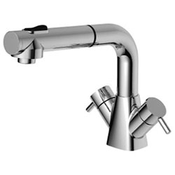 Ambassador Marine Aidack Pull-Out Galley or Head / Shower Combo Faucet