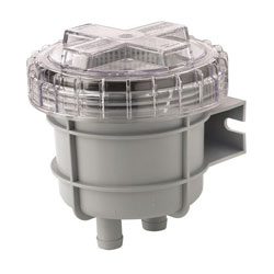 Vetus FTR330 Series Cooling Water Strainer - 1/2