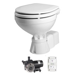 Johnson AquaT Toilet