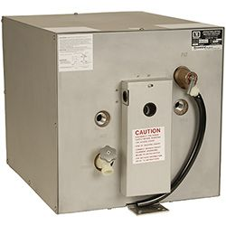 Seaward Marine Water Heater - 11 Gallon- Rear Heat Exchanger