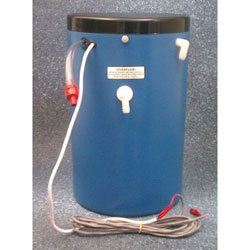 Raritan (4) Gallon Salt Feed Tank with Pump