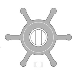 Johnson Replacement Impeller (09-810B-1)
