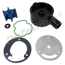 SHURflo Macerator Pump Impeller Housing Kit