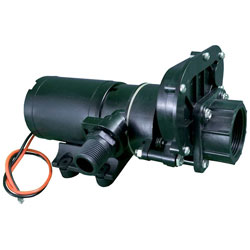 Raritan 53101 Series Macerator Pump with Waste Valve Assembly
