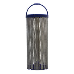 Groco Raw Water Strainer Replacement Filter Basket - Stainless - BS-3