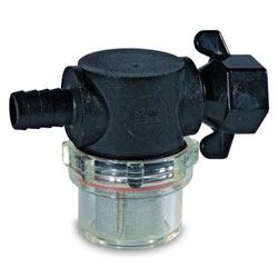 SHURflo Swivel Nut Strainer