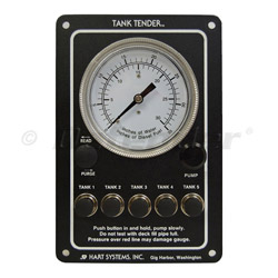 Hart Tank Tender 1 to 5 -Tank Monitor System
