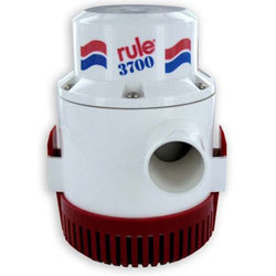 Rule 3700 Non-Automatic Bilge Pump