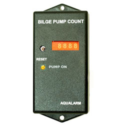 Aqualarm 20045-SM Pump Counter