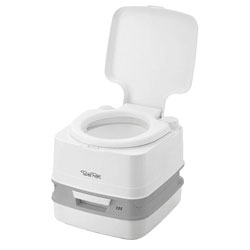 Thetford 135 Porta Potti  with Bellows Pump Flush