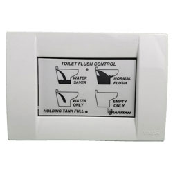 Raritan Smart Toilet Control with Multifunction Panel
