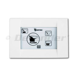 Raritan Smart Toilet Control with Wireless Multifunction Panel