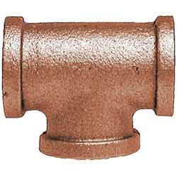 Bronze Pipe Fitting - Tee
