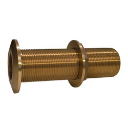 Groco Combo XL Bronze Thru Hull (Without Nut)