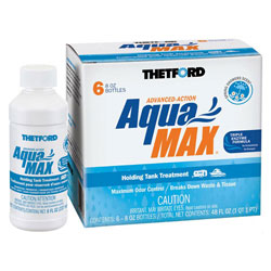 Thetford Aquamax Holding Tank Treatment - Spring Showers, 8 oz. 6-Pack